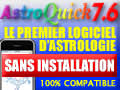 Logiciel d'Astrologie AstroQuick Mac PC WEB Vista 7...