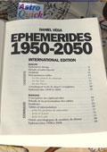 outils d'ephemerides astrologiques 1950 2050